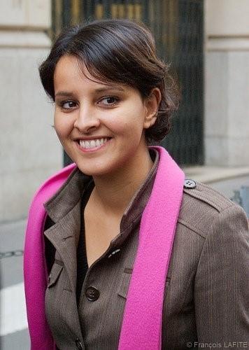 나자트 발로벨카셈 첫 프랑스 여성 교육부장관 ⓒ페이스북 프로필