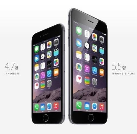 애플 아이폰6 ⓒ애플
