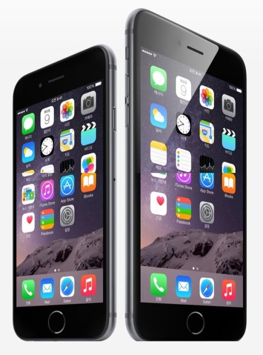 애플 iOS 8 앱 충돌 ⓒ애플