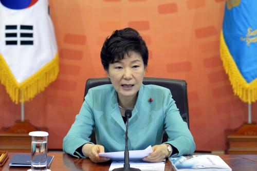 박근혜 대통령이 오는 13일 부터 정부부처 업무보고를 받을 예정이다. 여성가족부는 22일 보고한다. ⓒ뉴시스·여성신문