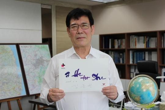김준한 대구경북연구원장 ⓒ여성신문