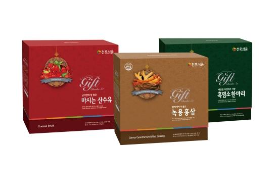 천호식품 - 추석선물세트 한정판 ⓒ천호식품