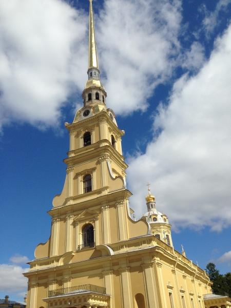 페트페트로 파블롭스크 성당 ⓒ주진오