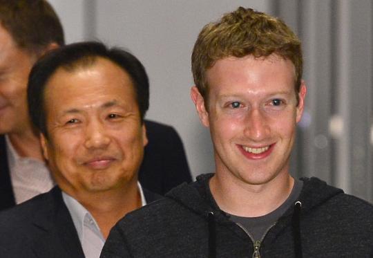 최근 딸을 낳은 후 50조원이 넘는 천문학적 재산을 사회에 기부한 페이스북 CEO 마크 저커버그. ⓒ뉴시스·여성신문