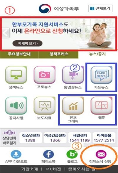 여성가족부 모바일 홈페이지 개편 화면cialis manufacturer coupon cialis free coupon cialis online coupon