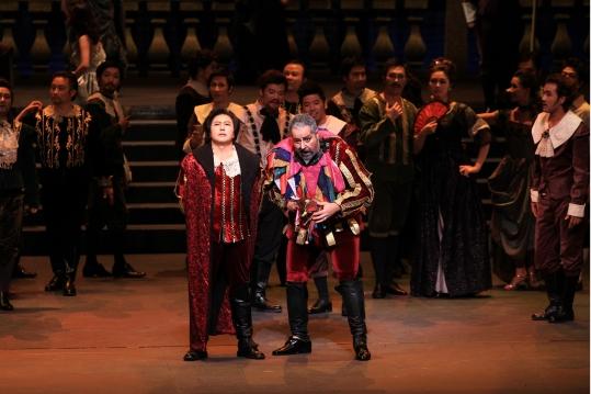 쥬세페 베르디의 오페라 '리골레토' ⓒ베세토오페라단