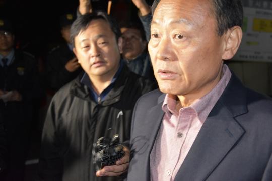 서장원 포천시장이 대법원으로부터 성추행 무마 혐의에 대해 징역형을 확정받아 시장직을 잃게 됐다. ⓒ뉴시스·여성신문