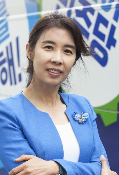 박경미 더불어민주당 의원 ⓒ이정실 여성신문 사진기자
