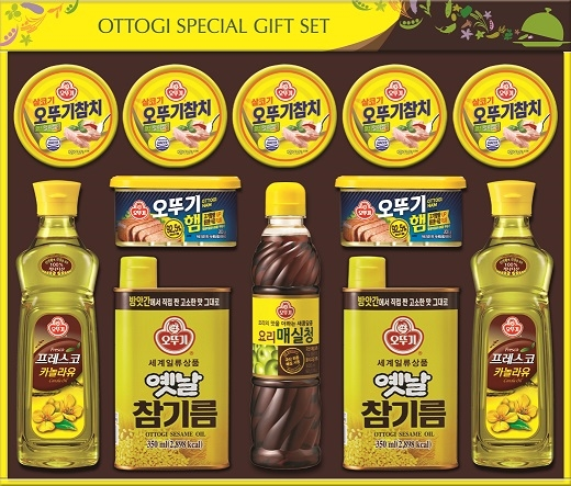 오뚜기, 추석 선물세트 '특선특S호'