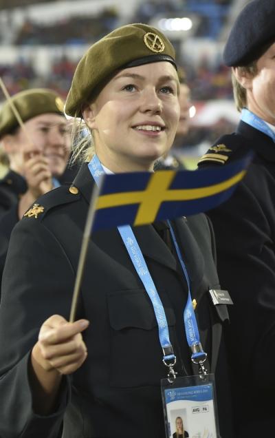 스웨덴 여군. ⓒ뉴시스ㆍ여성신문