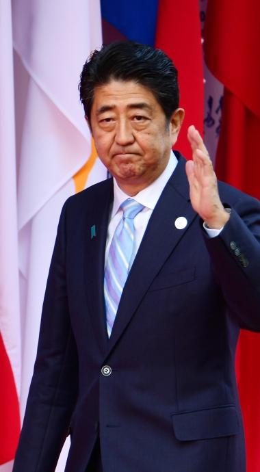 아베 신조 일본 총리 ⓒ뉴시스ㆍ여성신문