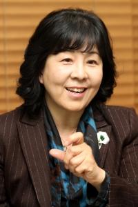 조은경 한국여성발명협회 회장 ⓒ홍효식 사진기자