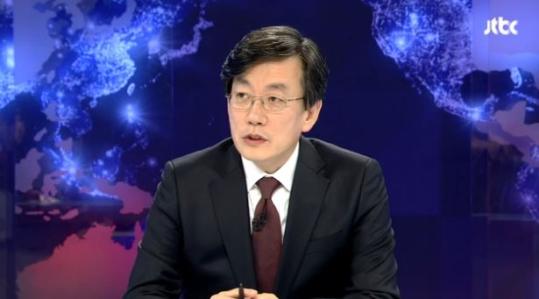 언론인 손석희 ⓒJTBC 뉴스 화면 캡처