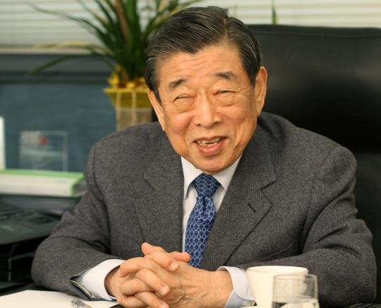 김운용 전 IOC부위원장 ⓒ여성신문