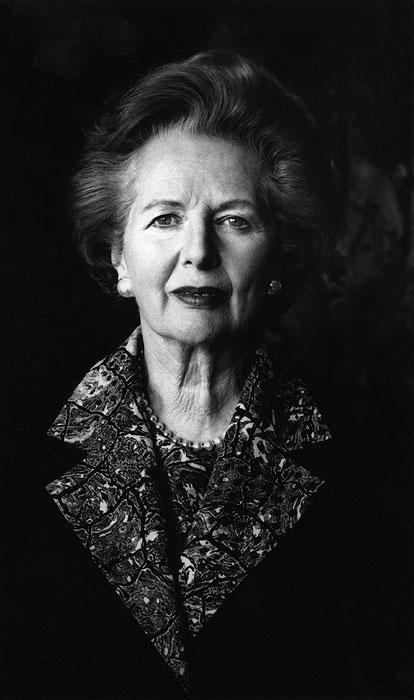 마가릿 대처 전 영국 총리 ⓒ마가렛 대처 재단 (www.margaretthatcher.org)