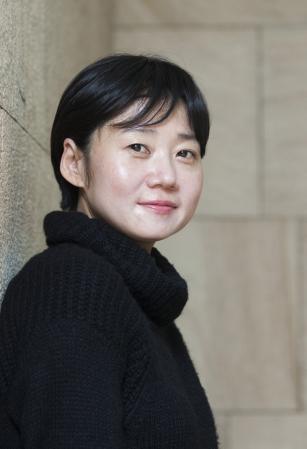 2016 올해의 양성평등문화인상을 수상한 이경미 영화감독. ⓒ이정실 사진기자