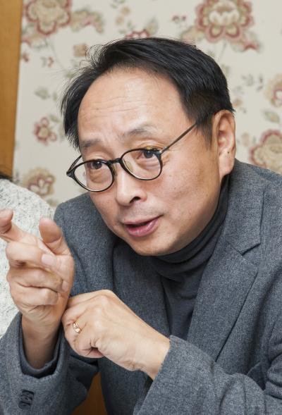 김형준 명지대 교수 ⓒ이정실 사진기자