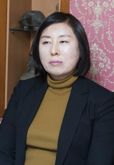 박찬재 한국여성경영자총협회 회장 ⓒ이정실 사진기자