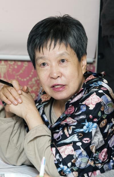 박혜란 여성신문 편집위원장 ⓒ이정실 사진기자