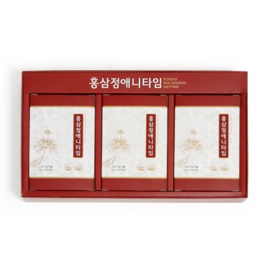 고려진생 '홍삼정 애니타임' ⓒ고려진생