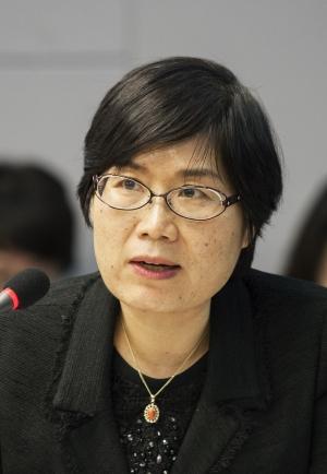 신옥주 전북대 법학전문대학원 교수 ⓒ이정실 사진기자