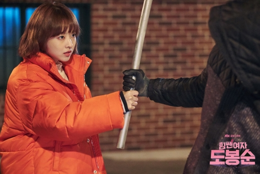 JTBC 금토드라마 '힘쎈여자 도봉순' ⓒJTBC 홈페이지