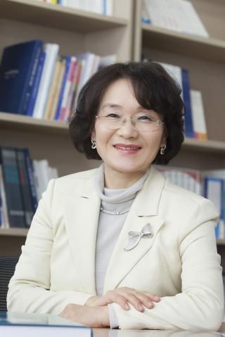 박세문 한국여성과학기술단체총연합회 회장 ⓒ이정실 여성신문 사진기자
