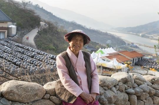광양청매실농원 영농조합법인 홍쌍리 대표 ⓒ이정실 여성신문 사진기자