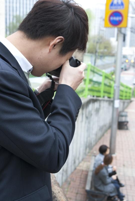 한국에서 몰카가 법적 처벌 대상이 된 지 20여 년이 흘렀지만, '몰카는 범죄'라는 인식은 아직도 부족하다. ⓒ이정실 여성신문 사진기자