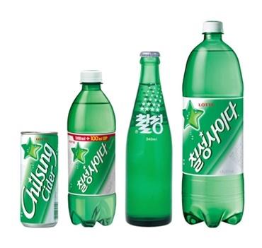 롯데칠성음료는 8일 칠성사이드, 펩시콜라, 레쓰비, 핫식스, 실론티 등 음료 제품의 편의점 판매가를 평균 7.5% 인상했다. ⓒ롯데칠성음료