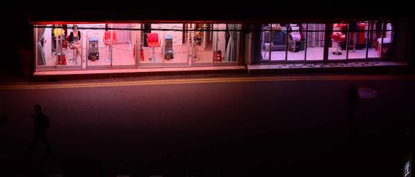 성매매는 여성 개인의 윤리 문제가 아니라 여성의 성을 상품화하는 문화, 정치, 경제의 문제다. 사진은 서울시내 한 집창촌. ⓒ뉴시스·여성신문