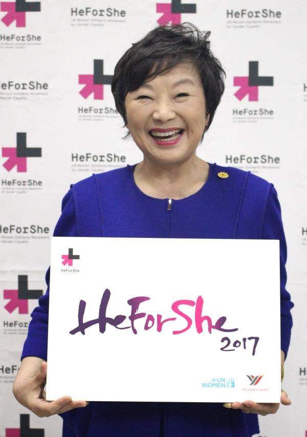 신혜원 존타클럽한국 총재 ⓒ이정실 여성신문 사진기자
