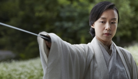 영화 '협녀, 칼의 기억' ⓒ제21회 부천국제판타스틱영화제 제공