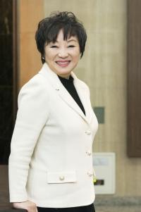 신혜원 국제존타 32지구 총재 ⓒ이정실 사진기자