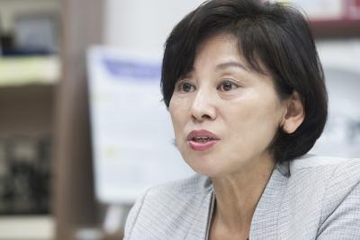 국회 여성가족위원장 남인순 의원 ⓒ이정실 여성신문 사진기자