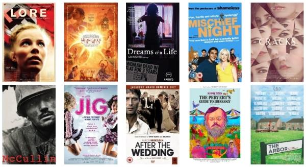 영국에서 흥행 순위에 오른 여성 감독 영화들 중 일부. ⓒDirectors UK