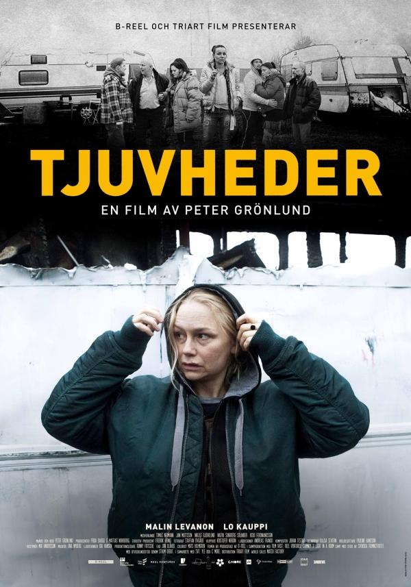 제6회 스웨덴영화제 개막작 '미나의 선택' 포스터