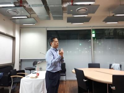 김훈기 홍익대 교수 ⓒ최형미