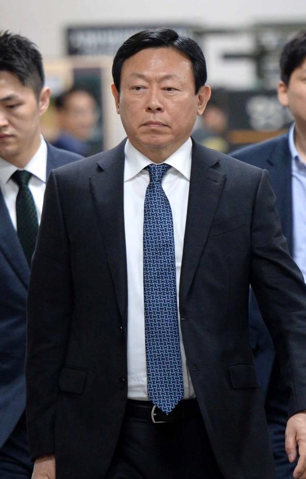 신동빈 롯데그룹 회장 ⓒ뉴시스·여성신문