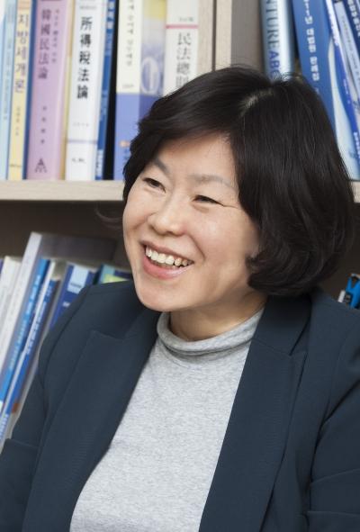 이기화 다산회계법인 대표가 한국여성경제인협회 서울지회 신임 회장으로 선출됐다. ⓒ이정실 여성신문 사진기자