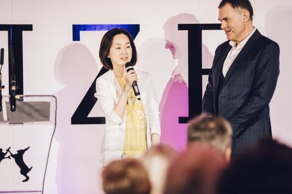 '2017 러쉬 프라이즈' 한국인 최초 과학부문 특별상 수상자인 이수현 박사 ⓒ러쉬코리아