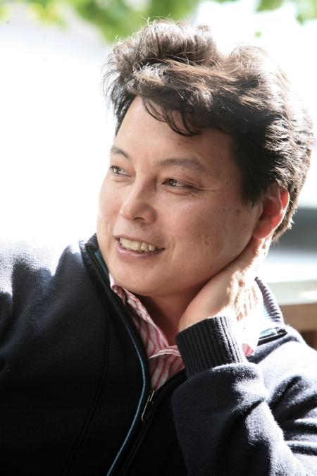 소설가 전성태씨(46) ⓒ매일경제