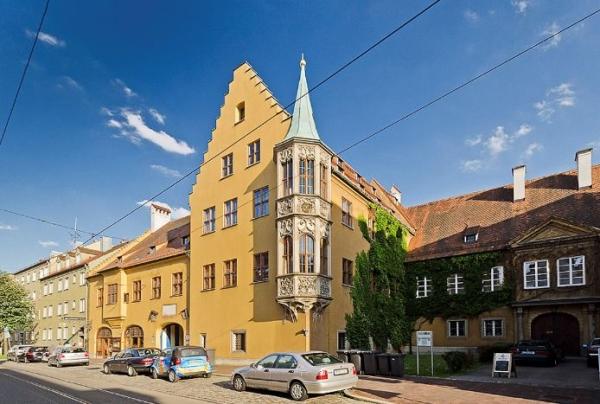 아우구스부르크에는 세계 최초의 사회적 공동주택단지인 '푸거라이'가 있다. ⓒwww.fugger.de