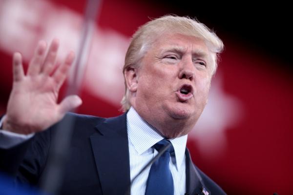 도널드 트럼프 미국 대통령이 한국계 미국인 전문가에게 성차별적·인종차별적 발언을 했다는 외신 보도가 나왔다. ⓒFlickr