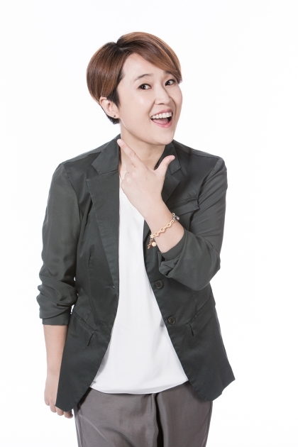 개그우먼 송은이 ⓒ뉴시스·여성신문