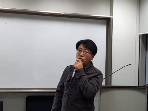 박성인 경북봉화유기농가 대표 ⓒ최형미