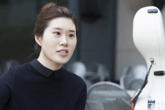 강미사 에이블 뮤직그룹 대표 ⓒ이정실 여성신문 사진기자