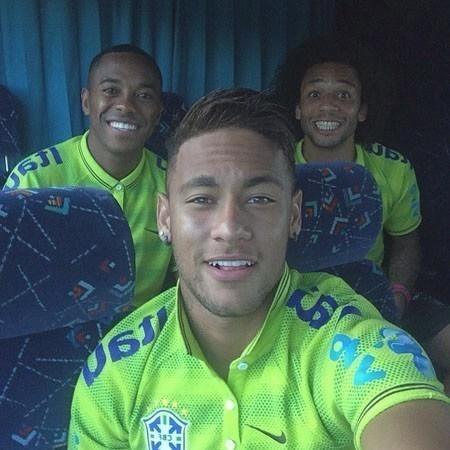 브라질 축구대표팀 네이마르 ⓒ네이마르 인스타그램