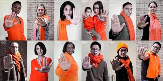 유엔은 올해 여성폭력 추방주간의 테마를 이웃을 오렌지색으로 물들이자(Orange YOUR Neighbourhood)로 선언하고 지역사회로 스며드는 캠페인을 시도한다.