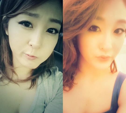 더 지니어스3에서 탈락한 신아영 ⓒ신아영 트위터